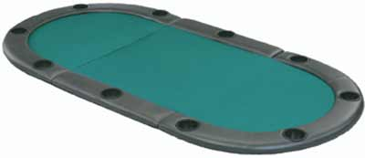 Fat Cat Oval Folding Table Top