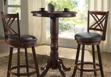 NJ Round Pub Table for sale
