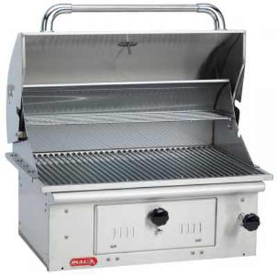 Bull Angus 4 burner Gas and Infrared Grill Head