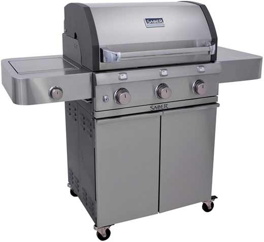 Saber Infrared Grill Cast 500