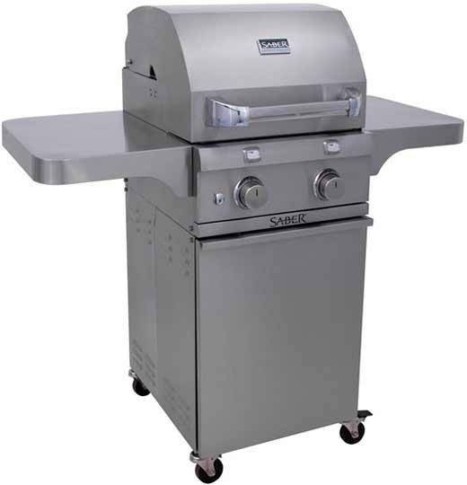 Saber Infrared Grill SS 330