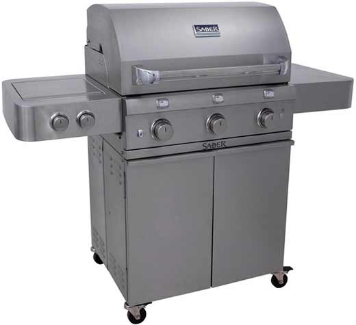 Saber Infrared Grill SS 500