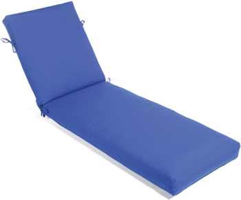 Aluminum & Wood Patio Furniture Cushion