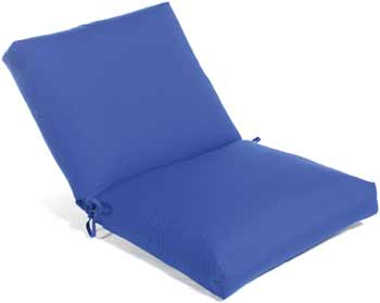 Aluminum & Wood Patio Furniture Cushion