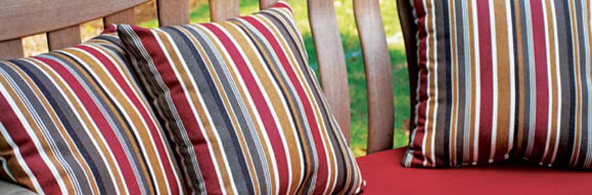Casual Cushion Wood Patio Furniture Cushions