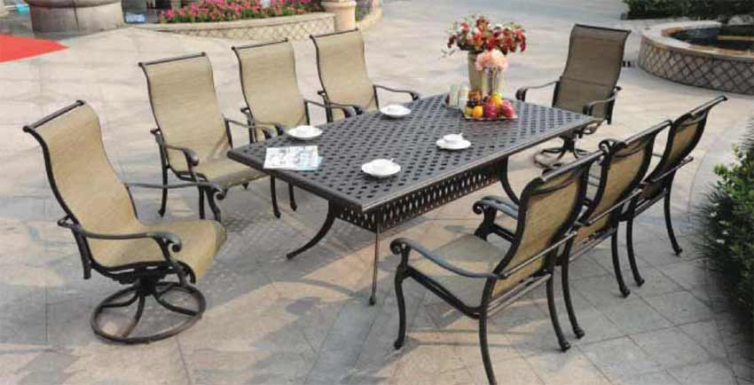 Exceptionnel Sling Patio Furniture