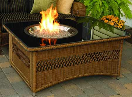The Outdoor GreatRoom Naples Fire Pit