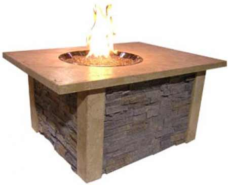 The Outdoor GreatRoom Sierra Fire Pit