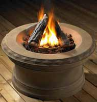 outdoor Greatroom Santa Fe Fire Pit