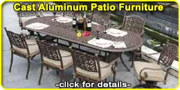 Aluminum Patio & Outdoor Furniture