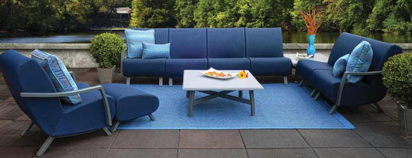 Homecrest Airo 2 Patio Set