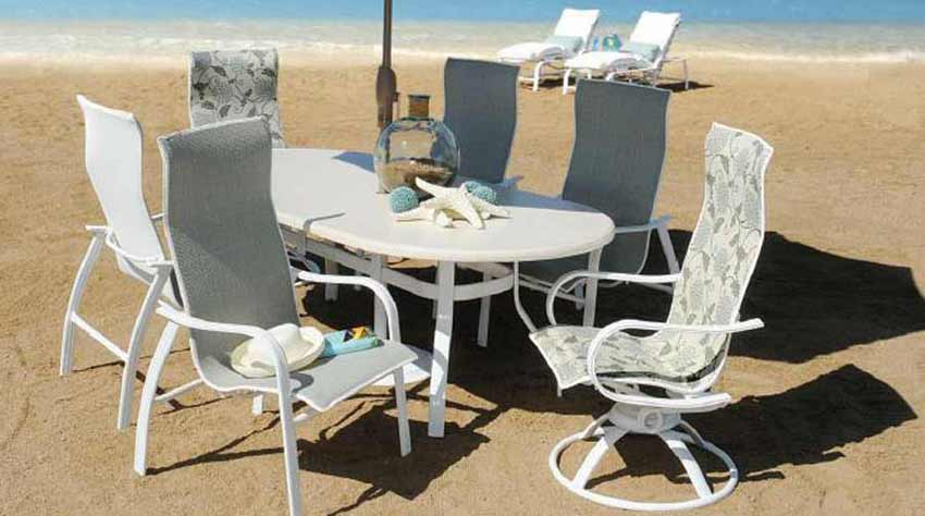 Homecrest Holly Hill Patio Set