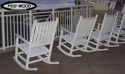 Polywood Rocking Chairs