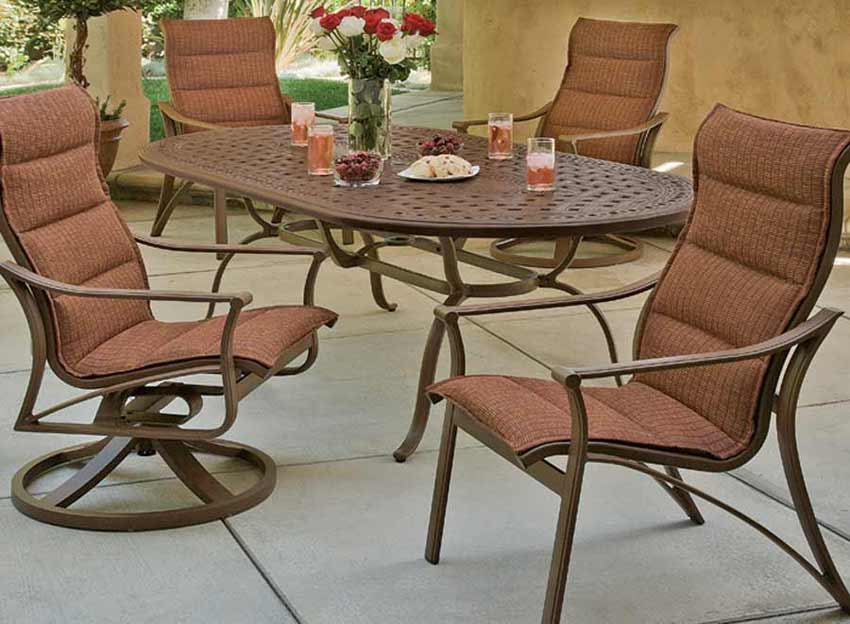 Tropitone Corsica Patio Furniture Set