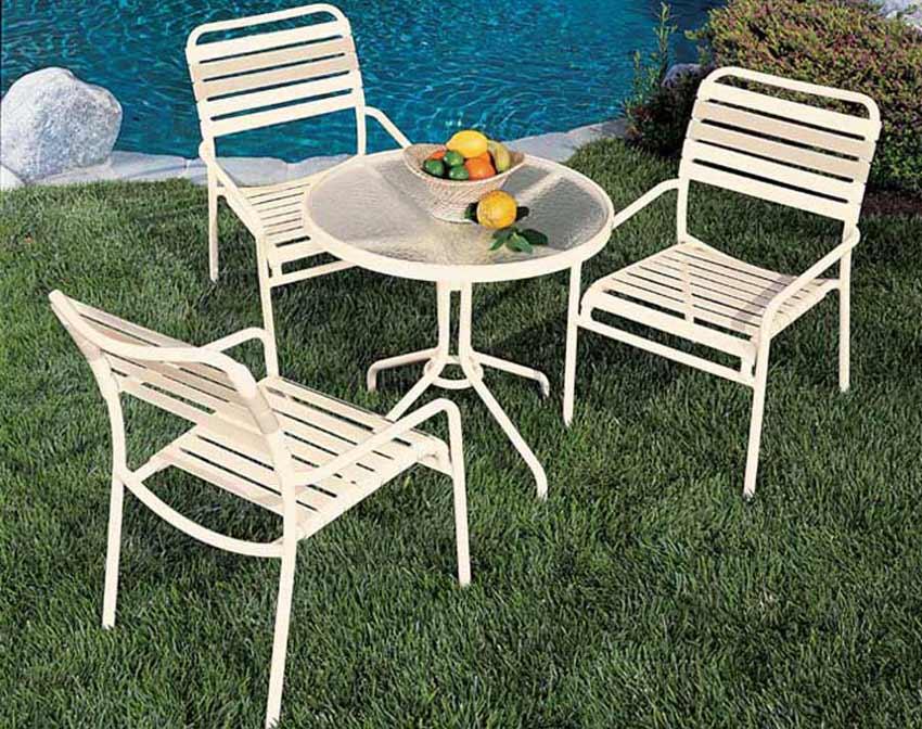 Tropitone Kahana Patio Furniture Set