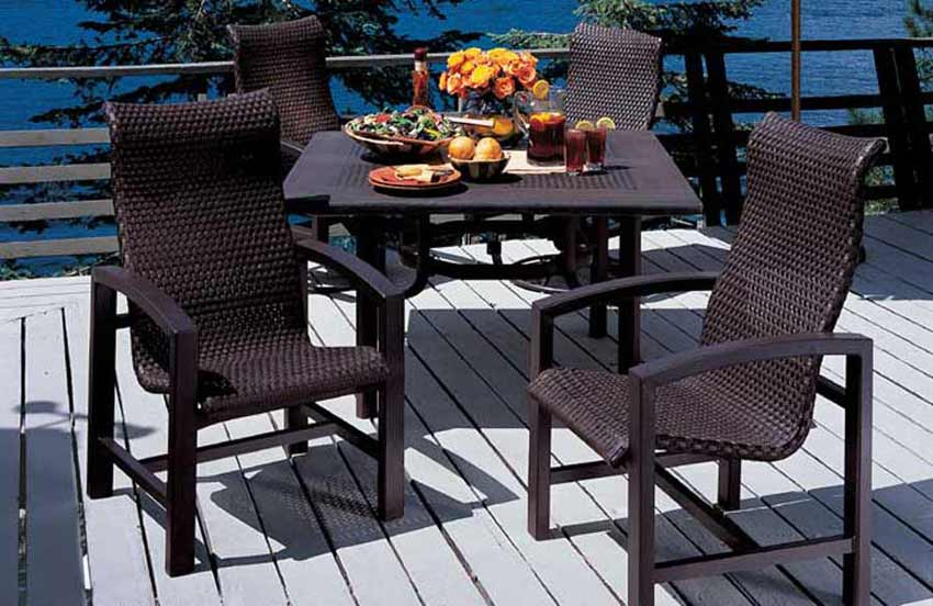 Tropitone Lakeside Patio Furniture Set