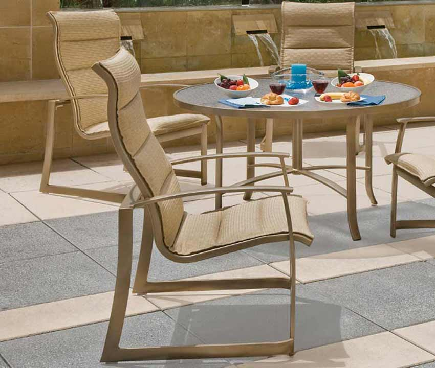 Tropitone Mainsail Patio Furniture Set