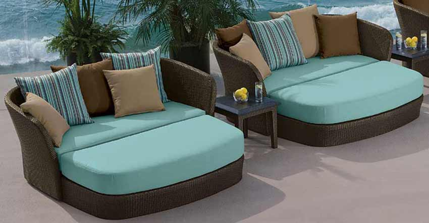 Tropitone Mia Patio Furniture Set