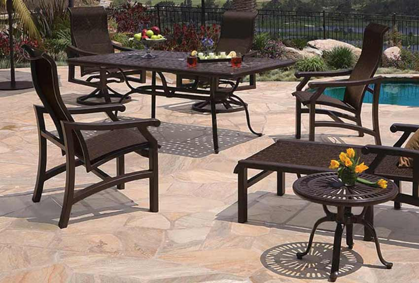 Tropitone Mondovi Patio Furniture Set