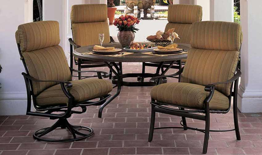 Outdoor Patio Furniture By Tropitone Montreux Pelican Patio Stores