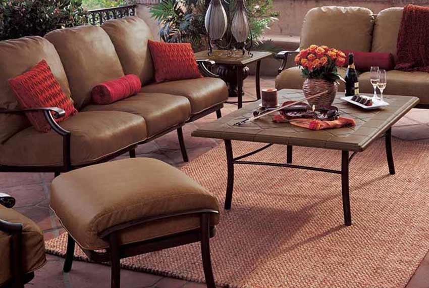 Tropitone Montreux Patio Furniture Set