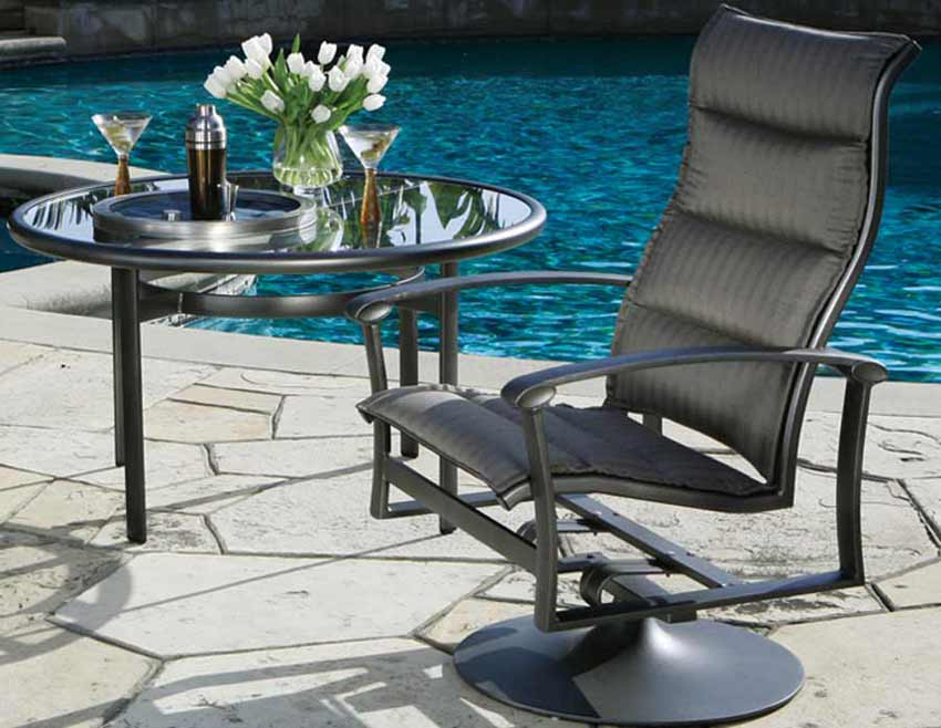 Tropitone Ovation Patio Furniture Set