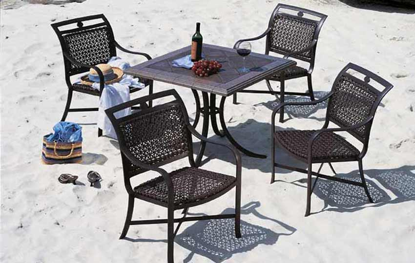 tropitone palladian patio furniture set - Tropitone Patio Furniture