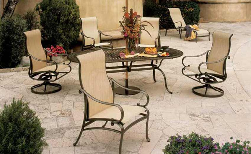 Tropitone Radiance Patio Furniture Set