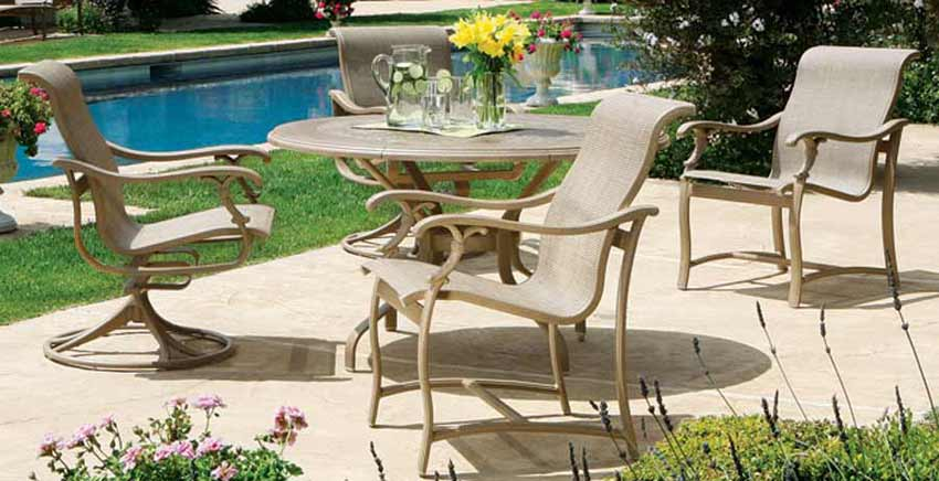 Tropitone Revello Patio Furniture Set
