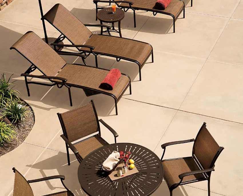 Tropitone Sorrento Patio Furniture Set