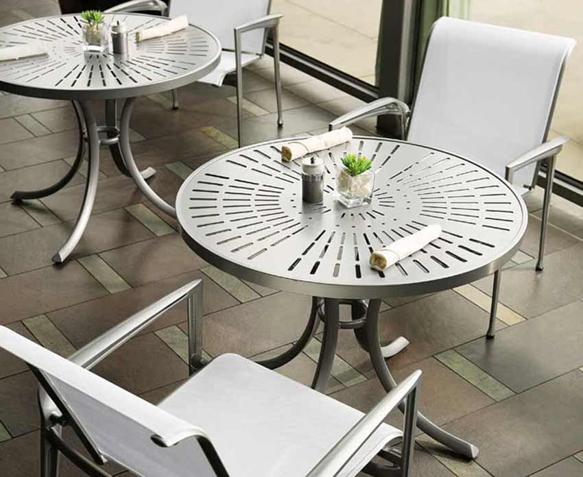 Tropitone Veer Patio Furniture Set