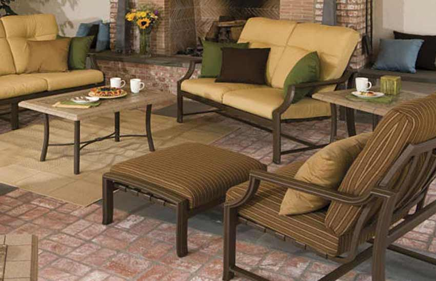 Tropitone Windsor Patio Furniture Set