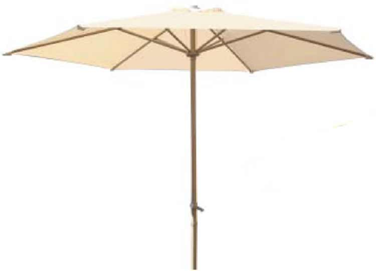 DWL UMB-011 Patio Umbrella