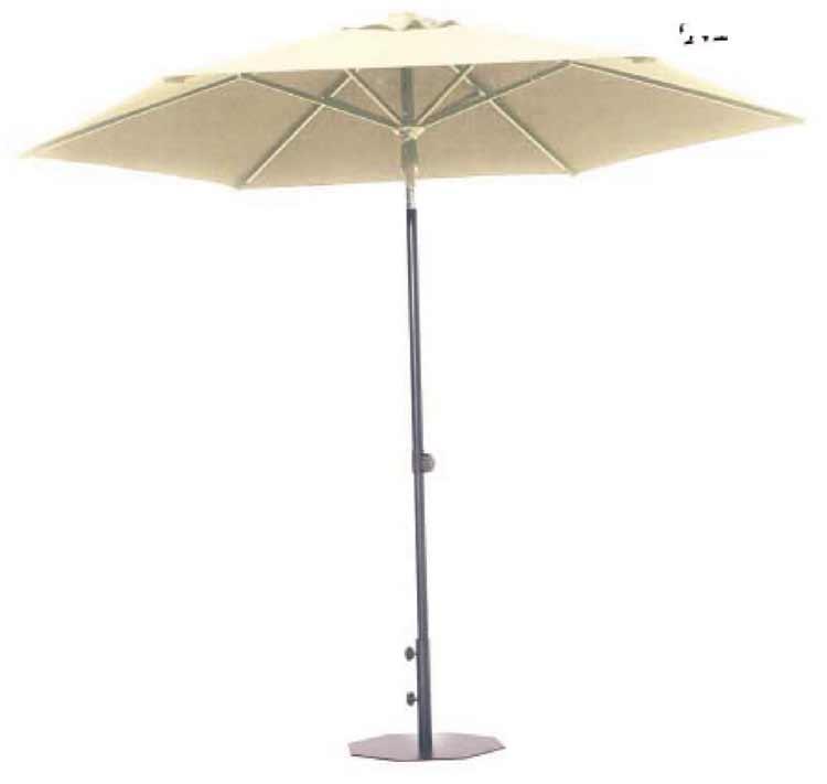 DWL UMB-012A Patio Umbrella