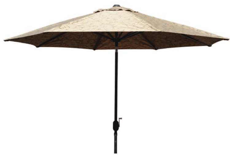 DWL UMB-701 Patio Umbrella