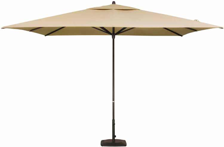 11' Easy Track Square Patio Umbrella