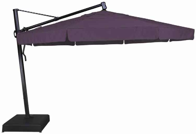 AKZ 13' Cantilever Octagon Patio Umbrella