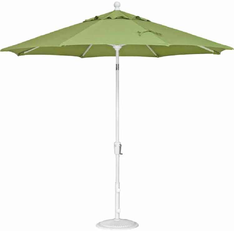 9' Push Button Tilt Octagon Patio Umbrella