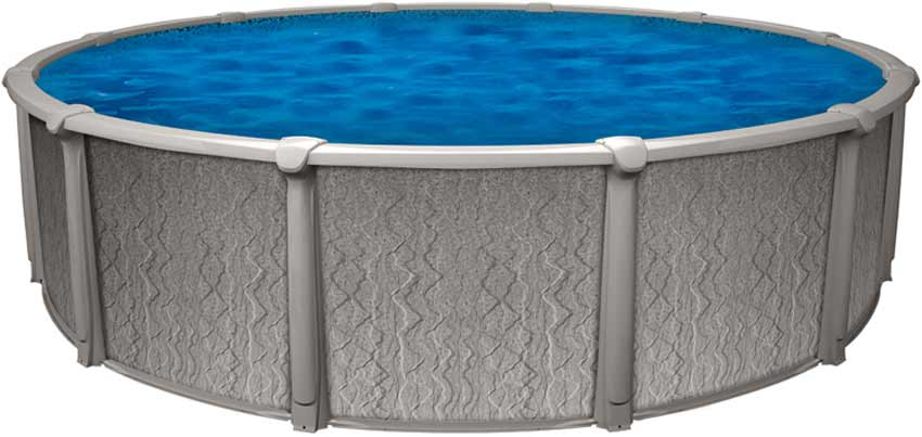 Aqua Leader Blues 52 Inch Above Ground Swimming Pool