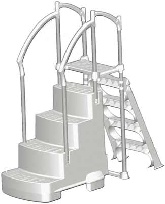 Etonnant Fiesta Swimming Pool Steps Or Step/Ladder Combo ...