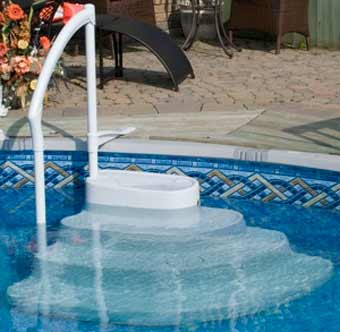The Majestic Swimming Pool Ladder