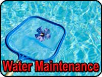Pool Water Maintenance
