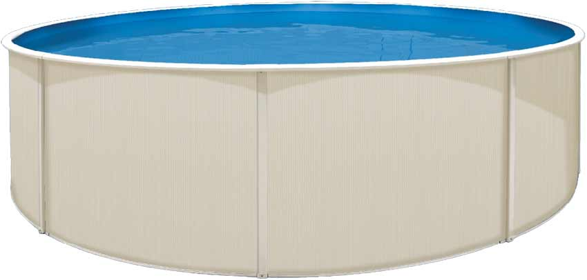 Wilbar Sunray 48 Inch Above Ground Swimming Pool