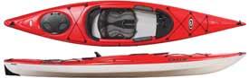 Elie Sound 120 XE Kayak