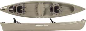 Adventrue 14 Mad River Canoe