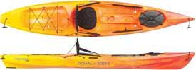 Ocean Kayaks Tetra 12 Kayak