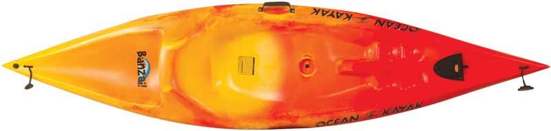 Ocean Kayak Banzai Kayak