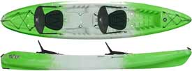 Tribe 13.5 Perception Kayak