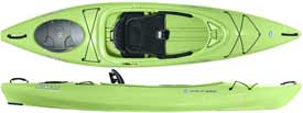Aspire 100 Wilderness Kayak
