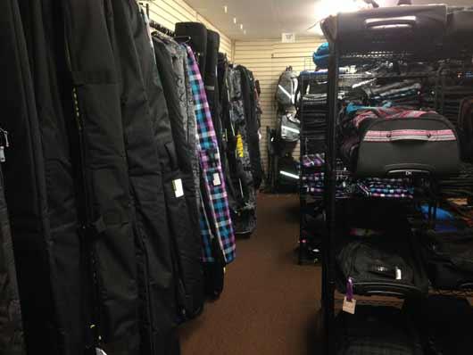 Ski & Snowboard Bags